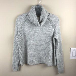 Banana Republic Petite Knit Turtleneck Sweater XS